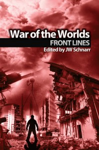 War of the Worlds: Frontlines cover